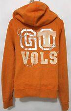 Victorias Secret Collegiate GO VOLS University Tennessee Hoodie Jacket Sz Small
