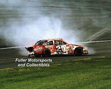 TONY STEWART CRASH AT THE WINSTON 2000 #20 HOME DEPOT 8X10 PHOTO NASCAR CUP