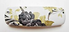 Brillenetui Blumen-muster sehr stabil Tasche Etui Brille modisch modern Schutz