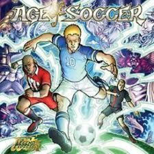 AGE OF SOCCER FOOTBALL BOARD GAME BRAND NEW & SEALED CHEAP!!