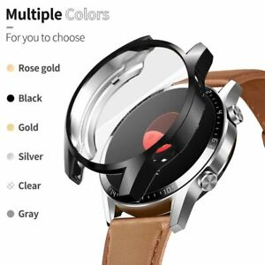 Case Cover For Huawei Watch Gt 2 Strap Band Smartwatch Accessories Bumper Luxury