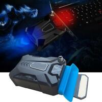 Portable Laptop Cooler USB Air Cooler External Extracting Cooling Fan