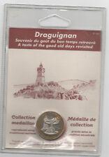 Médaille de collection Draguignan sous blister