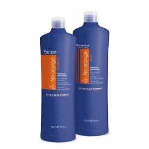 Fanola Fanola No Orange Duo Pack-Shampoo 350 ml+ Mask 350ml