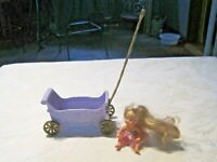 Barbie & Krissy Princess Palace Carriage & Krissy Doll