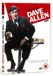 THE BEST OF DAVE ALLEN DVD [UK] NEW DVD