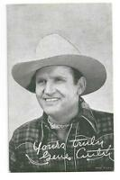 2 Gene Autry  Exhibits vgex or better $3 each your choice