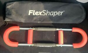 Attrezzo Da Palestra FLEX SHAPER MUSCOLI Addominali Fitness SPORT smontabile