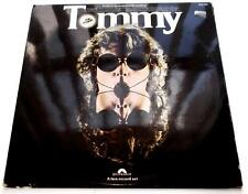 The Who Tommy The Movie 1975 Polydor 2625028 French Import 2 LPs Strong VG+
