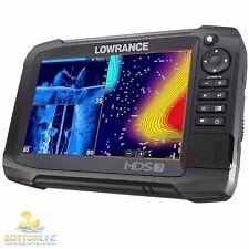 Lowrance HDS-7 Carbone-Chirp GPS/MAX C/W 3D Transducteur Bundle