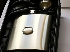 Couldron With Pot TG12 a 6oz Captive Top Steel Hip with funnel