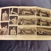 Vintage Book Print - Fracture First Aid and Treatment - Trifold