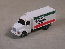 N Scale 2010 Luigi's Italian Food Volve Delivery Truck