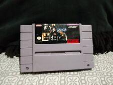Batman Returns Super Nintendo game only