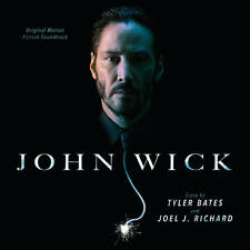 John Wick MOVIE SOUNDTRACK Record Store Day 2016 RSD New Colored Vinyl LP