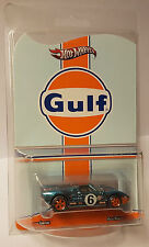 Hot Wheels 2013 Gulf series RLC ford gt40 Limited Edition sólo 4000 trozo raras