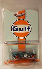 Hot Wheels 2013 GULF Series RLC Ford GT40 Limited Edition Nur 4000 Stück Selten