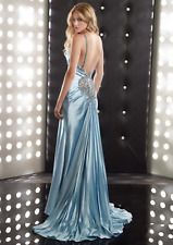 Jasz Couture Womens Prom Homecoming Wedding Pageant Social Dress Style4358 - New