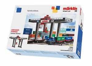 """Märklin Ergänzungspackung 72452 """"Containerterminal"""" passend zu 29452#NEU in OVP"""