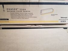 Genuine Xerox PHASER 7300 YELLOW 016197500 *New Sealed*