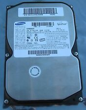 """SAMSUNG SPINPOINT IDE 3.5"""" 40GB 5400RPM t Hard Disk Drive SV4002H"""