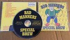 BAD MANNERS - SPECIAL BREW (CD Album) Greatest Hits Very Best Of Buster Ska