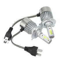 2x CREE COB H4 9003 LED Headlight Kit 1800W 255000LM Hi/Low Beam Bulb 6000K Lamp