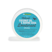 All Natural Coconut Oil and Baking Soda Deodorant (3 oz)