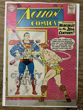 Action Comics #267/Silver Age DC Comic Book/1st Chameleon Boy & Invisible Kid/GD