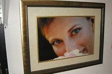 WALL FRAME WITH MAT FOR 16X20 ART OR PHOTO