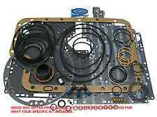 4T65E OVERHAUL KIT (1997-UP) (BONDED PAN GASKET)