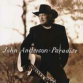 Paradise by John Anderson (CD, Jan-1996, BMG) New Sealed