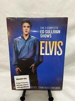 Elvis - The 3 Complete Ed Sullivan Shows Starring Elvis [New DVD]