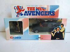 CORGI 57604 STEED'S RANGE ROVER THE NEW AVENGERS MIB (C504)