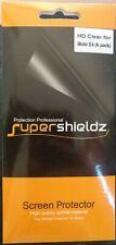 6 pk Supershieldz for Moto E (4th Gen) HD Clear Screen Protector Saver New