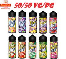 E-Cig E Liquid 100ml Frooti Tooti 50/50 VG/PG Vape Juice 0mg Shortfill