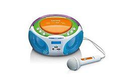 Lenco Scd-651 Portable Stereo Kids Boombox With DAB FM Radio CD Player USB a