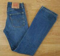 Levis 525 Jeans Denim Cool Max Zip Fly Blue W30 L34