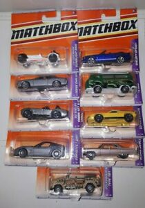 Matchbox Cars 2009 Series 1-75 **Pick Your Favourite Vehicle** - Die Cast