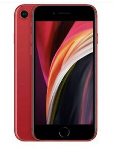 Apple iPhone SE 2020 (2nd Gen)~256GB~Red~No Sim Restrictions Unlocked~Pre-Owned