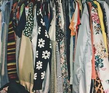 Thrift Store Women's Clothing Resale Lot