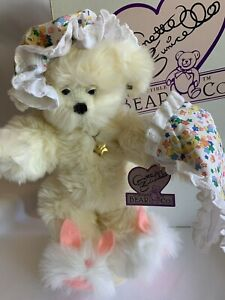 """Annette Funicello Collectible Bear Co. """"Dream Keepers"""" 14"""" Bear - NWT"""