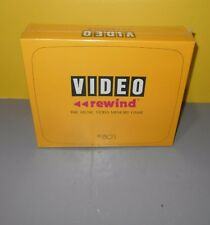 New 1999 Video Rewind The Music Video Memory Game The 80's - Adult Party Game