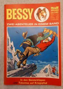 Bessy Doppelband, Heft 10 (1969) Bastei Verlag