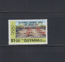 Guyana 1984Summer Olympic Sc 913 Mint Never Hinged