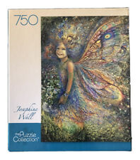 "New Sealed Josephine Wall ""Wood Fairy"" Pixie Celestial Fantasy Art Puzzle 750"