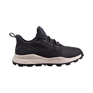 Timberland Brooklyn Lace Oxford Men's Shoes Dark Grey Nubuck TB0A26FT