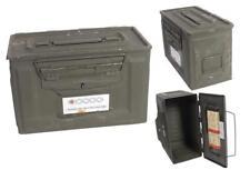 armée Boîte de munitions Boite à outils caisse stockage transport prepperkiste
