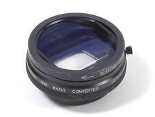 Century Optics 16:9 Anamorphic Lens Adapter Sony 1.33x 16x9 Converter 52mm 58mm