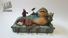 Star Wars Jabba the Hutt SDCC Black Series + Throne Enviroment Diorama